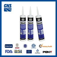 New PU Filler 100% acetoxy silicone sealant
