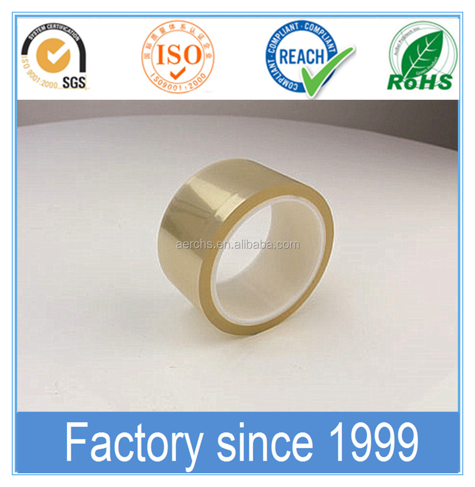 High temperature resistant PET tape, easily peel off without any residue
