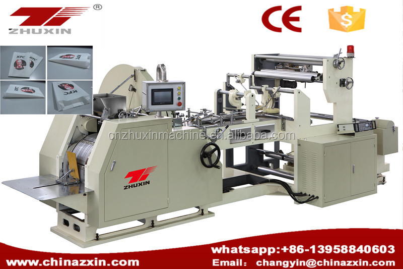 paper bag making machine, paper bag making machine price, flour machine paper bags