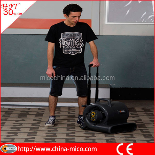 Variable speed small type electric air blower