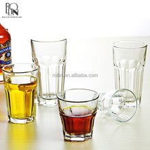 Factory Direct Wholesale Unbreakable Glass Tea Cup Mugs Drinking Glass Measuring Cup