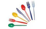 Polystyrene (PS) Plastic Cutlery