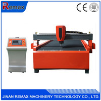 low cost plasma cutter/sheet steel cnc table plasma cutting machine for stainless steel