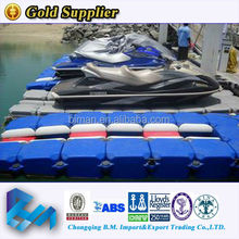 Modular ship jet ski floating dock for sale