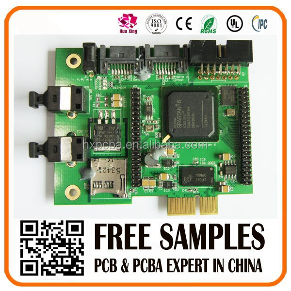 Printed Circuit Board Assembly : V printed circuit board assembly supplier with
