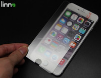 Matte screen guard for iphone 6 tempered glass For mobile phone iphone 6 4.7 Clear screen protector