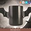 Hot sale cool design ceramics THE BAT Black mug