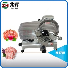 High quality home and business stainless steel full automatic/frozen beef meat slicer