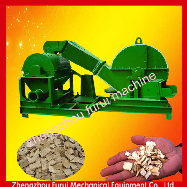 Zhengzhou FREE wood flaker with CE approved