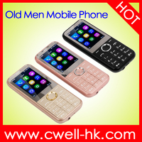 Wholesale price PHOLEPS E160 2.4 inch TFT Screen OEM Old Men Mobile Phone