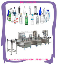 small automatic mineral water production plant machinery cost