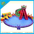 Hot sale giant inflatable water park