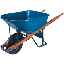 Power wheel barrow various types of wheelbarrow