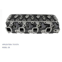 CYLINDER HEAD SERIES USED FOR TOYOTA MODEL 3B