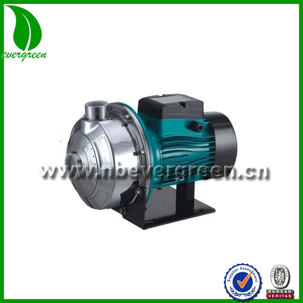 Stainless Steel Body Agricultural Irrigation Anti-rust Electric Water Centrifugal Pumps
