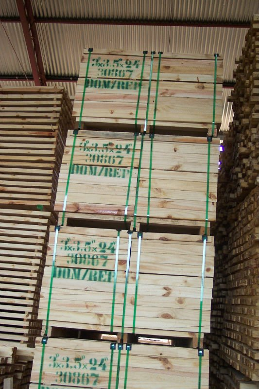 Cut to size Pallet Timber
