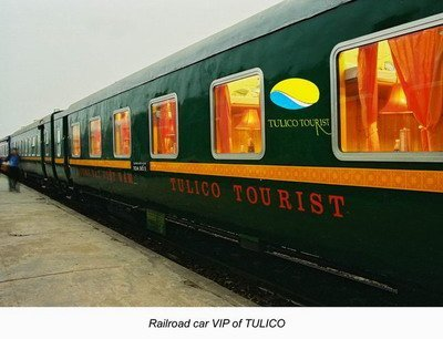 Tulico Express train Sapa Vietnam ticket