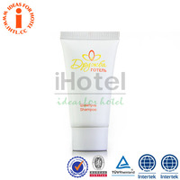 GMPC Certified Baby Tear Free Hair Organic Shampoo for Hotel