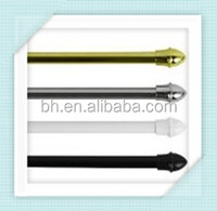 Hangzhou Baihong 19mm Plastic Curtain Track / Rod / Pole Gliders