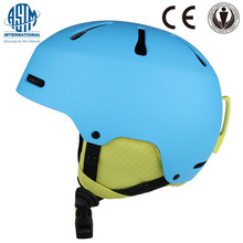 kids ski helmet, detachable ear pads snowboard skiing helmet, winter skate helmet for children