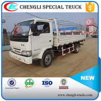 China low price Yuejin Iveco 4x2 1 ton Mini Truck Left hand drive with tent for sale