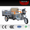 CARGO USE FOR AND MOTORIZED DRIVING TYPE THREE WHEEL MOTORCYCLE TIRCYCLE