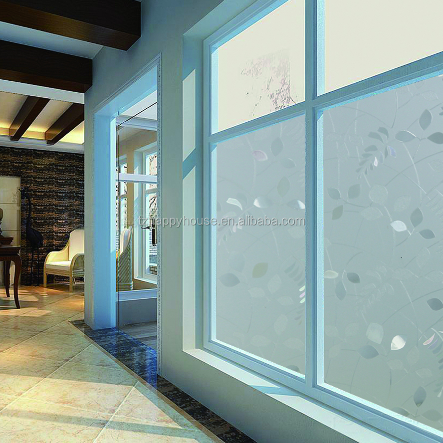 office glass home window decorative vinyl film