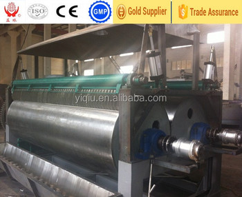 Chemical products dedicated drum scraper drying machine