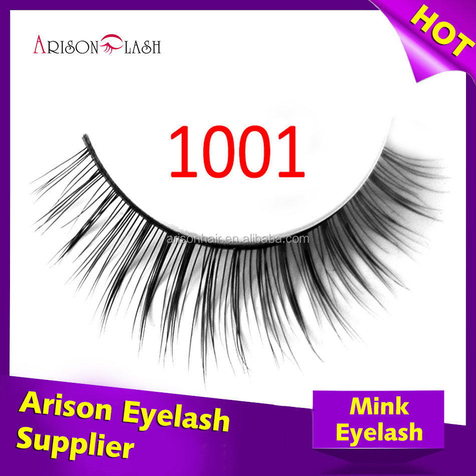 Factory Price 100% Mink Fur Belle Eyelash Extensions, Luxury Real Mink Eyelash Extension