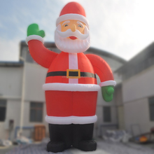 Classical Item inflatable santa lowes christmas inflatable decoration holiday living inflatables