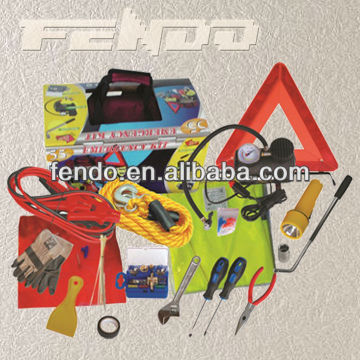 road safety emergency car repair tool kit