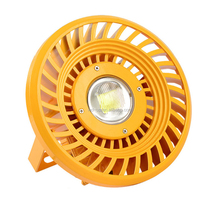 Atex Ex II Marine Offshore Platform Gas Station Anti Glare Led Explosion Proof Flood Light