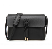 Customn PU Leather Bag Woman Handbag Wholesale Shoulder Bag for Lady