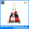 Hot sale latest designer shoulder canvas drawstring fashion bag with wholesale price