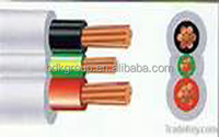 Copper conductor AS/NZS5002 3 core flat TPS cable/ 450/750KV/pvc cable Flat TPS Cable 2.5mm2 AS/NZS 5000