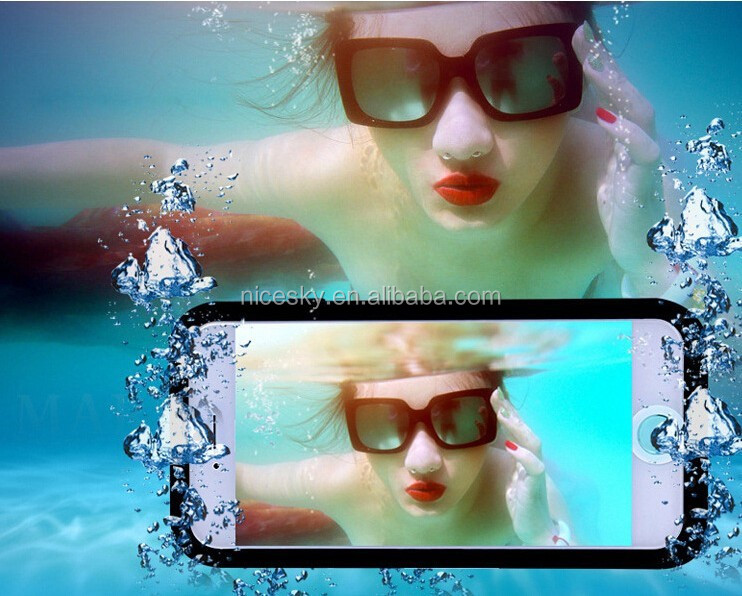 Multifunction Shockproof Dustproof Underwater Diving Waterproof Cases Cover For iphone and samsung Phone Shell Outdoor Case Cove