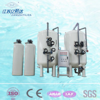 Drinking Water Pre-filter Mechanical Back Flushing Activated Carbon Filter