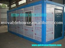 color steel movable house