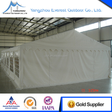 Hot Sale 6m X 12m aluminum frame white marquee tent for wedding events