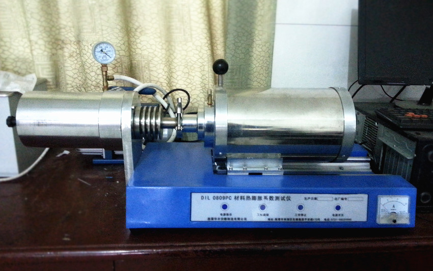 DIL0809-III PC High temperature dilatometer 1600