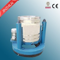 laundry shop clothes dewatering machine glass dewatering machine