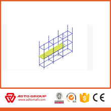 2017 Factory Hot Selling Cuplock System Scaffolding /induction plate /aluminium bars in france