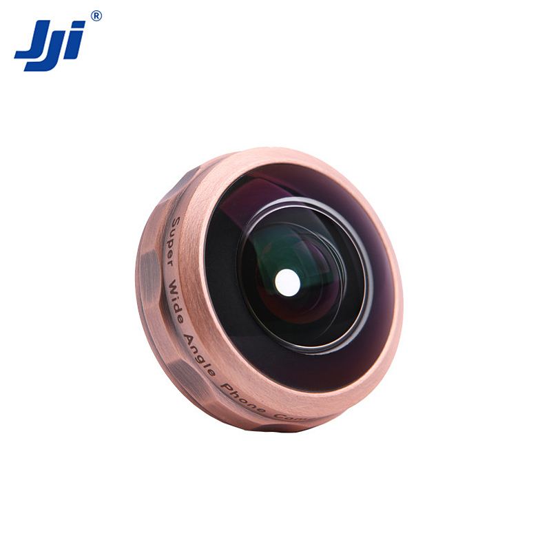 High performance 0.2X zoom wide angle lens for mobile phone camera