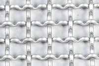Lock crimp mesh/Beautiful gridding wire mesh