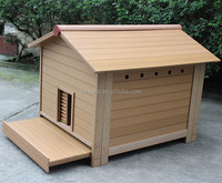 PS waterproof wooden chicken coop chicken house