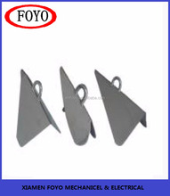 China supplier professional design marine boats accessories bow eye with plate