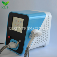 Fast, safe, painless soprano ice portable shr 808nm diode laser hair removal for depilation