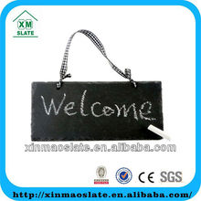 hot selling natural slate note board DP-2010RD2A