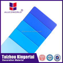 Alucoworld fire resistant wall covering stone cladding fixing system acm panel