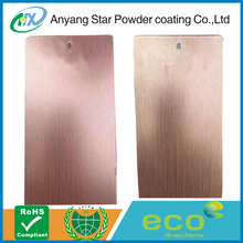 Antique copper spray powder paint powder coatings